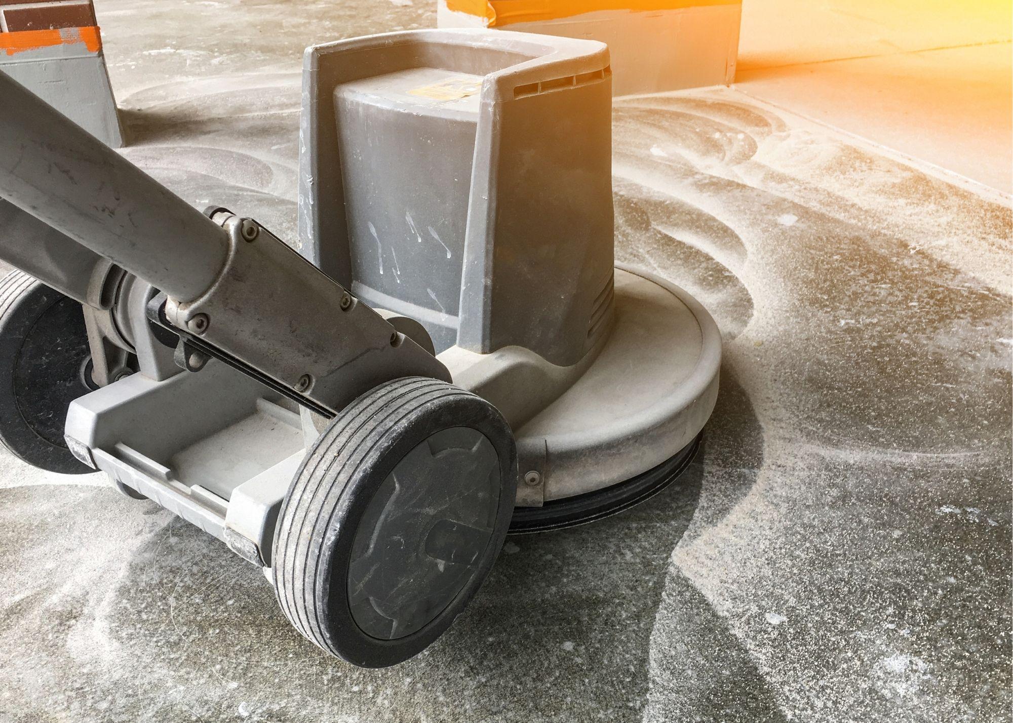 concrete Richmond VA